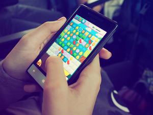 Várias desenvolvedoras de jogos brasileiras investem no jogos mobile.
