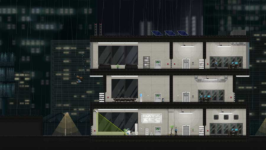 Um jogo de quebra-cabeça furtivo desenvolvido com o GameMaker Studio.