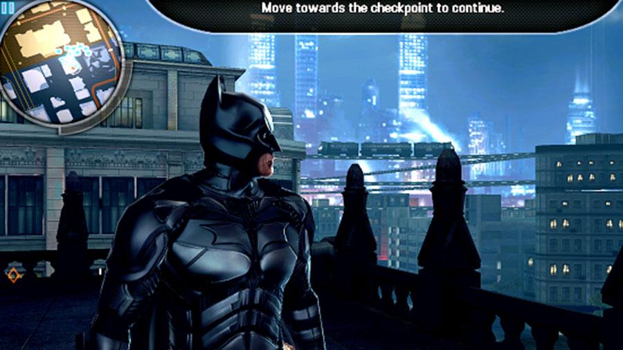 Jogo do Batman, The Dark Knight Rises foi desenvolvido com Unreal.